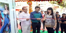 Caption: Darshana Harshad Thakkar and Dinesh C. Sodha- Executive Director of Ashapura Intimate Fashions Ltd; inaugurating the Valentine Loungewear Showroom of Ghatkopar, Mumbai