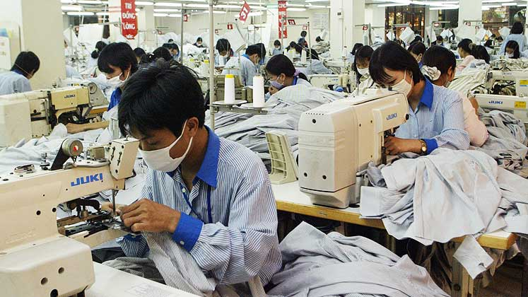 The US-China trade war and its impact on Vietnam's garment and