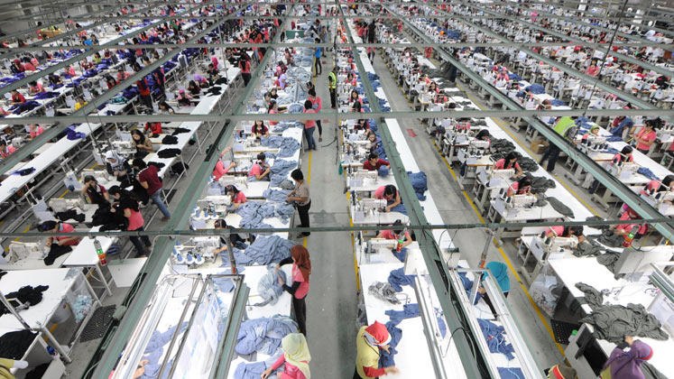 List of Clothing Manufacturers in Europe